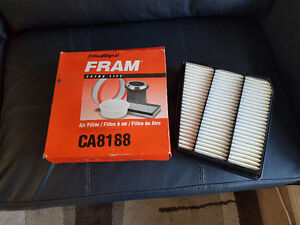 Fram CA 8188 air filter new for acura 3.5 RL