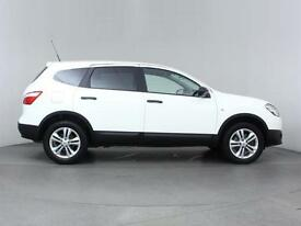 2013 NISSAN QASHQAI+2 1.6 dCi Visia 5dr [Start Stop] SUV 7 Seats