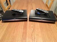 Two Sky + HD box