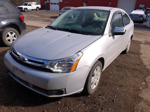 2008 Ford focus low kms only 58000km