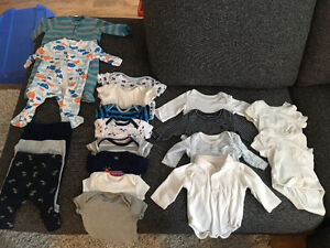 Baby Boy 0-3 lot - excellent condition!!