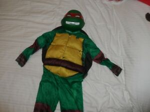 Costume d'halloween Ninja Turtles enfant
