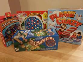 Board Game Bundle - 4 Games