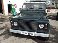 Land Rover 110 Defender 2.5 TDi