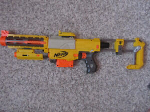 Nerf Blasters $10 and up