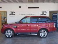 2013 Land Rover Range Rover Sport 3.0 TD V6 HSE Black Edition 4x4 5dr (start/sto