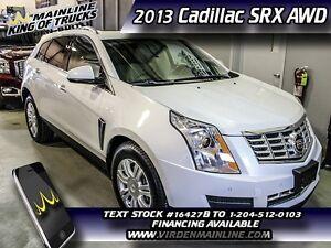 2013 Cadillac SRX Luxury Collection   - $288.62 B/W