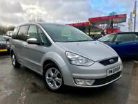 2009 Ford Galaxy Zetec 2.0TDCi 140BHP 7 Seater **Only 59,000 Miles - FSH**