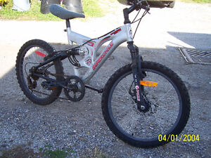 your choice $50.00 ea all bikes are nice and work