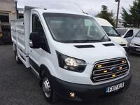 Ford Transit tipper 17 Reg limited spec 170 Bhp euro 6