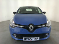 2015 65 RENAULT CLIO DYNAMIQUE NAV 16V DIESEL SERVICE HISTORY FINANCE PX WELCOME
