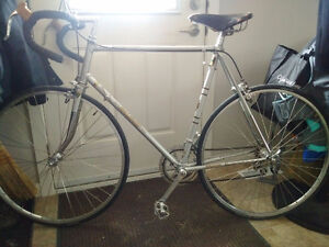 """25"""" Raleigh Competition GS, late 1970s, excellent condition"""