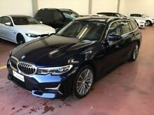 BMW Serie 3 320d Touring Luxury