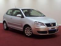 2008 Volkswagen Polo 1.4 SE 3dr
