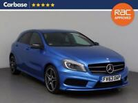 2014 MERCEDES BENZ A CLASS A200 CDI BlueEFFICIENCY AMG Sport 5dr