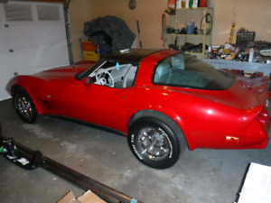 79 corvette L82 4speed