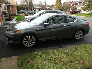 2013 Honda Accord EX-L V6 w/Navi Coupe (2 door)