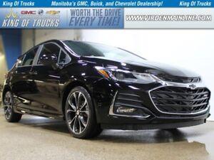 2019 Chevrolet Cruze Premier