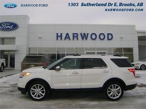 2011 Ford Explorer Limited   - LEATHER Seats -  HEATED Seats -