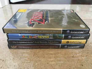 Nintendo Games, Boxes, Manuals, etc. - Prices Listed