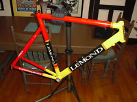 TEAM SATURN TIMEX PRO TEAM FRAME bike velo LEMOND Maillot jaune