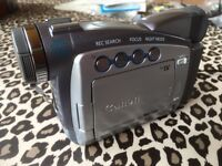 Canon digital video camera/camcorder MV700 boxed as new