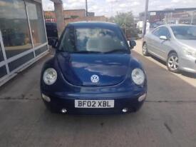 Volkswagen Beetle 1.8T auto 2002MY