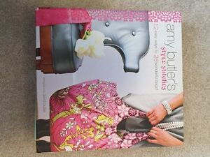 Style stitches - sewing book