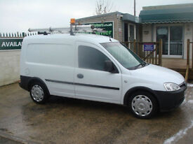 Vauxhall Combo 1.3CDTi 16v 2000 PAY AS YOU GO