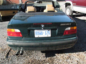 1996 BMW 3-Series 328 Convertible