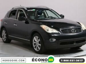 2008 Infiniti EX35 Journey AWD A/C GR ELECT CUIR TOIT MAGS