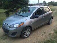 2011 Mazda2 - great condition, low km's!
