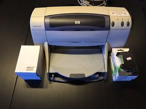 HP Deskjet 940C color printer West Island Greater Montréal image 1