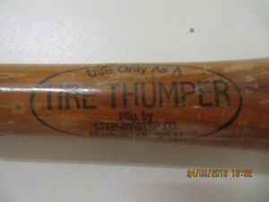 Classic Step By Step CO.  Tire Thumper/Fish Wacker Made In USA Cambridge Kitchener Area image 2