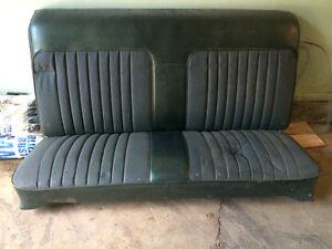 Rear Seat 1968-1972 Chevelle GTO Cutlass 442 Skylark Nice Seat