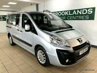 2008 Peugeot Expert 2.0 TEPEE LEISURE L1 HDI 120 [4X SERVICES & WHEELCHAIR ACCES