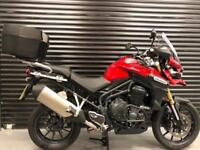 15 MY Triumph Tiger Explorer *1 Owner-High Specification *