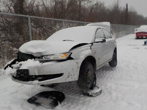 2003 Saturn Ion Now Available At Kenny U-Pull Cornwall