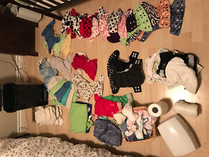 Everything you need to start cloth diapering! Regina Regina Area image 1
