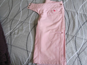 Lululemon Pink Capris  & Esprit Denim Capris - Small