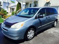Toyota Sienna 2004 A/C Automatic