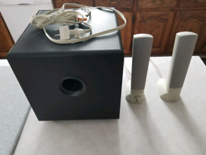 Computer Speakers and Subwoofer