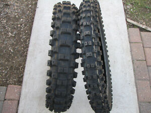Dunlop Geomax mx51 tires