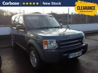 2005 LAND ROVER DISCOVERY 2.7 Td V6 S 5dr Auto SUV 7 Seats