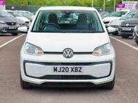 2020 Volkswagen up! Volkswagen Up 1.0 60 Up 5dr Hatchback Petrol Manual