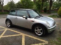 Mini cooper chili pack 2003
