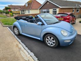 Vw beetle convertible