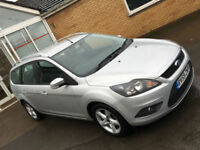 Ford Focus 1.6TDCi 110 ( DPF ) 2009.5MY Zetec