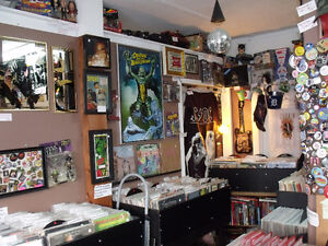 The Vinyl Room in CHATHAM. Records, Collectibles & More London Ontario image 5