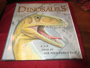 Dinosuars - Pop-Up Facts  Kids love it  Fun way to learn.